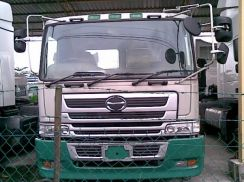 Hino F Series (Normal Fuel Pump) Lorry