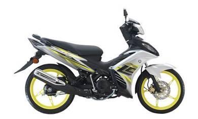 Yamaha LC135 LC 135 promo low deposit 19 free gift
