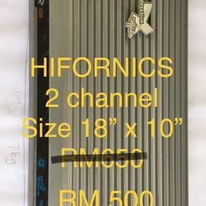 Hifonics Car Power Amplifier