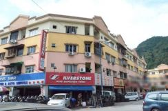 Shop Apartment Sunway Batu Caves, Tingkat 3