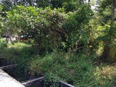 Jalan Gemas , 5000sf , near dato kramat , vacant land for sale