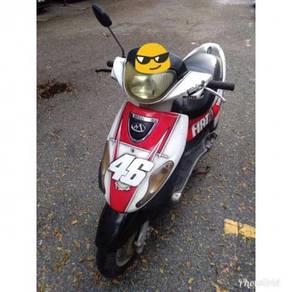 Modenas karisma 125cc