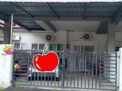 Rumah utk dijual Di tmn Aur Damai Air kuning Taipi