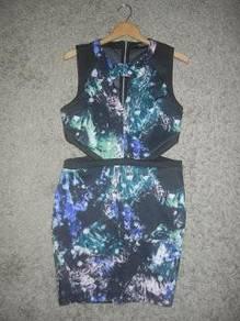Jaker 185 MISS SELFRIDGE ladies mini dress