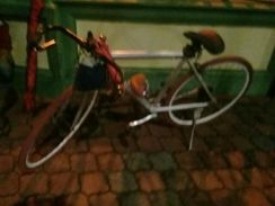 Basikal terpaki