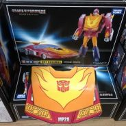 Takara Transformers masterpiece mp 28 hot rod