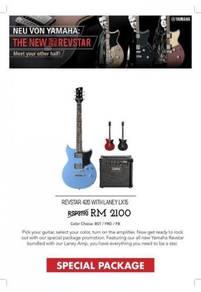 Yamaha Electric Guitar REVSTAR RS420 RS 420 RS-420