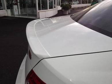 Mercedes benz c class w204 c63 spoiler abs bodykit