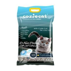 COZIECAT Premium Cat Litter Pack 10L Baby Powder
