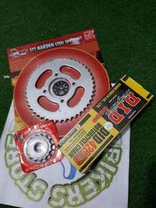 DID D.I.D 428HD Chain STT Sprocket Benelli RFS150
