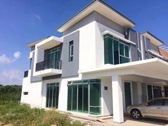 New Double Story Terres House Sungai Soi
