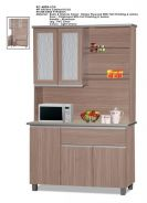 4 FT Hall Kitchen Cabinet LCH
