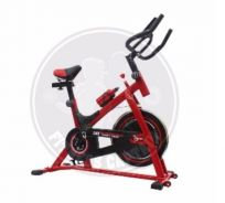 Fitness gym iron spinning bicycle