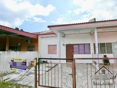Ipoh FULL LOAN Single storey house at Pengkalan , Station 18