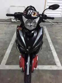 Yamaha 135 LC V2