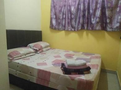 Homestay and car rental bajet kk