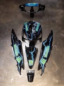 Yamaha Ego (Monster) Cover Set