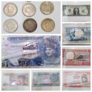 Old Money To Sell. Still in a good condition.