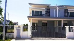 (FULL Loan) New 2Storey 22x70 Link House, Seremban Jaya Senawang