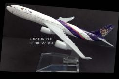 Thai Purple A340 - Aircraft Model 14