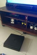 Ps4 slim dalam warrnty