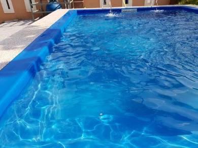 Villa 5 Bilik Homestay with private swimming pool