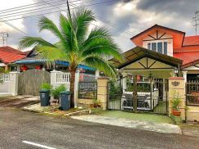 DOUBLE STOREY SEMI D – Taman Perling ➡️ HOT SALE !!!