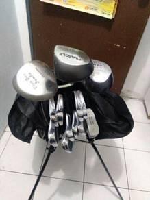 Set golf Bridgestone