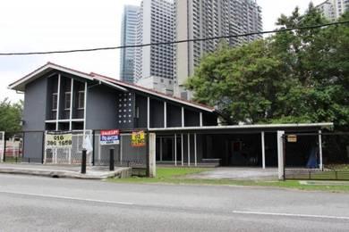 Double Storey Bungalow Jalan Damai/Jalan Ampang, Kuala Lumpur