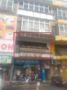 Office Tingkat 1 atas Kadai, Untuk Sewa, Dekat Public Bank SP