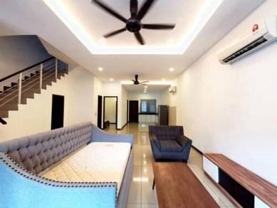 Southbay residence_Semi D_Key in hand_3130sqft_Good environment_RARE