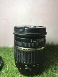 Tamron SP AF 17-50mm f/2.8 XR (For Canon)