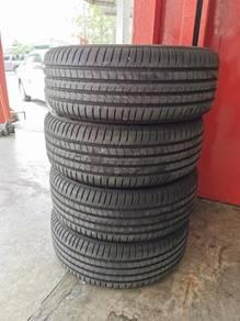 Bridgestone Alenza 001 235/55/18 Tiguan, harrier