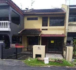 Untuk sewa - Rumah Teres 2 Tingkat, Taman Alam Jaya Batu 9 Cheras