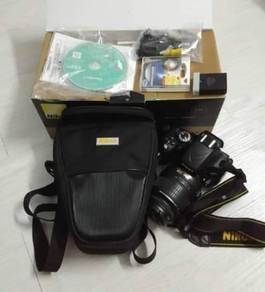 Nikon d5100 (second hand)