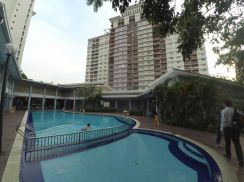 Renovated Corner lot VISTA AMANI 1101 sqft , Bdr Permaisuri