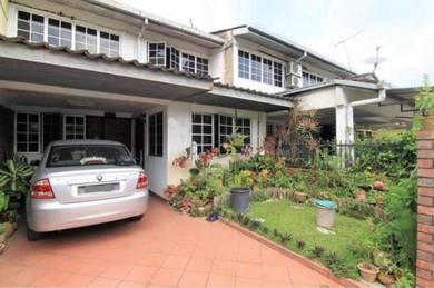 Double Storey Intermediate Terrace House TAMAN MELAWATI Kuala Lumpur