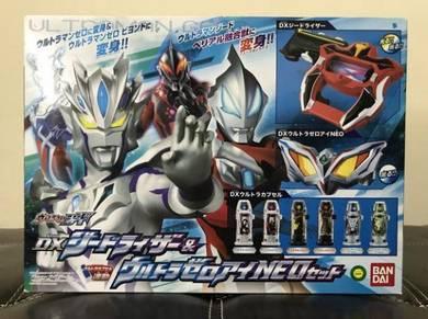 Ultraman Geed - DX Geed Riser & Ultra Zero Eye Neo