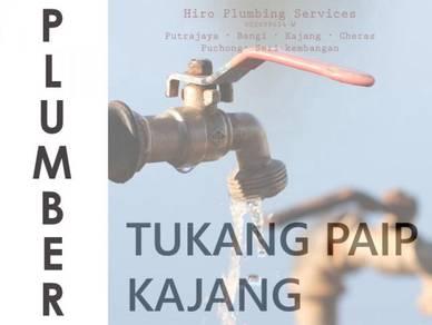 Tukang Paip Kajang · Plumber Bangi · Plumbing