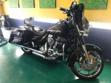 CVO Harley Davidson Street Glide 2011