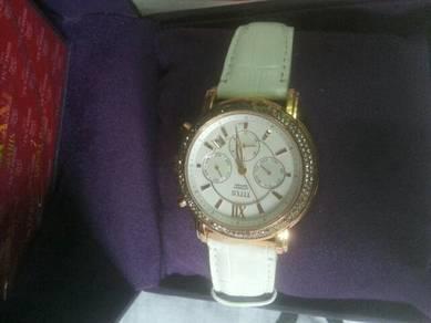 Jam tangan titus original automatic perempuan