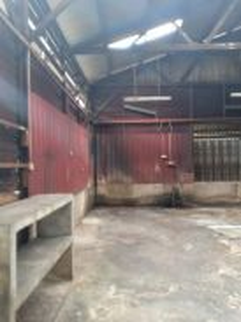 Single storey factory warehouse kampung cheras Baru