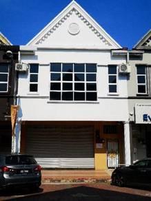 Double Storey Shop Lot
