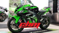 Kawasaki zx10-rr limited time promo