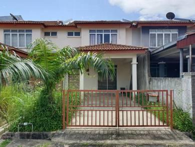 Taman Seri Bayu double storey house for sale(Bank Value 190k)