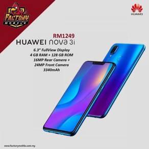 """New Huawei Nova 3i [4+128GB] m""""sia Set"""