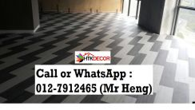 Vinyl Floor for Your Living Space 83ML