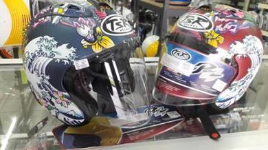 Helmet cantik