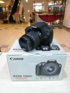 Canon eos 1200d with 18-55mm is ii kit-sc 13k only