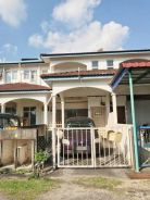 Townhouse Taman Melawis Bukit Beruang